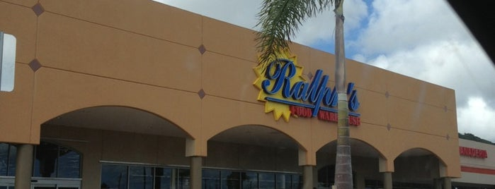 Ralph's Food Warehouse is one of Puerto Rico.