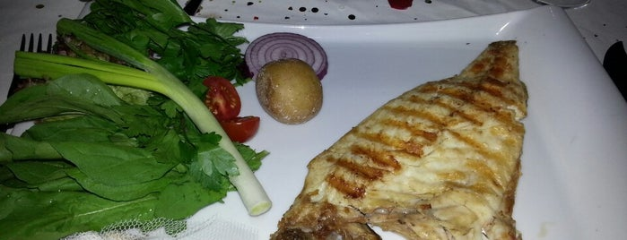 Saki Restaurant is one of Yemek Nerede Yenir.