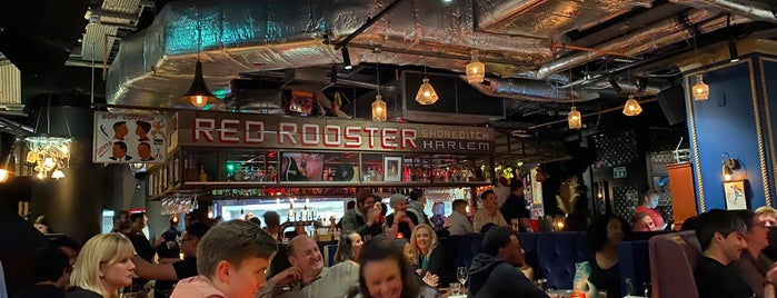 Red Rooster is one of London I.