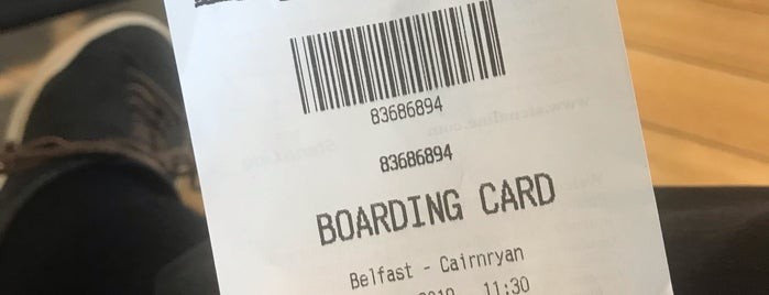 Stena Line - Belfast to Cairnryan is one of Sarahさんのお気に入りスポット.