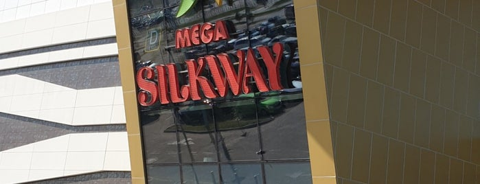 Mega Silk Way is one of Nur-Sultan.