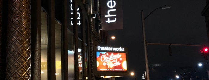 TheaterWorks is one of Rolf: сохраненные места.