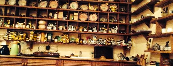 ЧаЕ – поставщик элитного китайского чая №1 is one of [MSC] Рестораны.