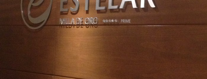 Hotel Estelar Milla de Oro is one of Mauricioさんのお気に入りスポット.