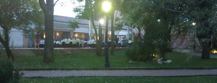 Restaurante El Gurugu is one of Ivan : понравившиеся места.