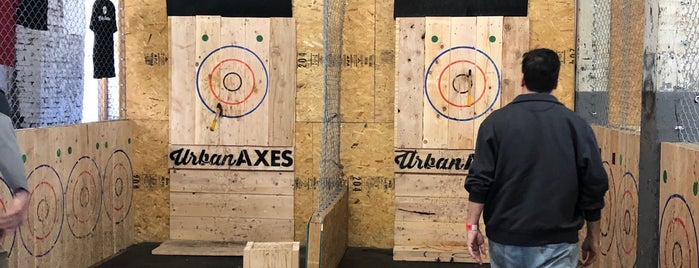 Urban Axes Philadelphia is one of Locais curtidos por Campbell.