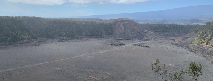 Kīlauea Iki Crater Overlook is one of Kona.