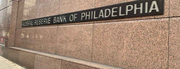 Federal Reserve Bank of Philadelphia is one of Fun.