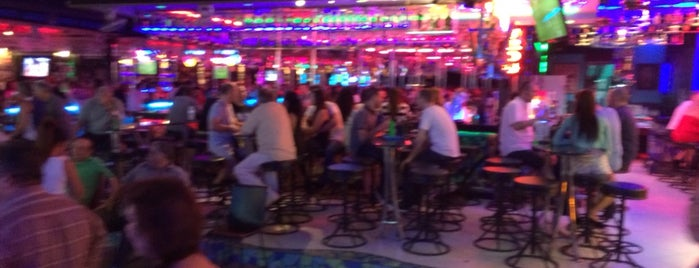 SugarBaby Pattaya AGo-Go Club is one of strip clubs 3 XXX.