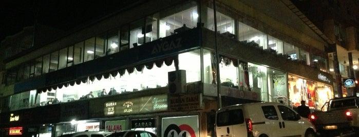 Almeda Cafe is one of Mustafa Çağri : понравившиеся места.