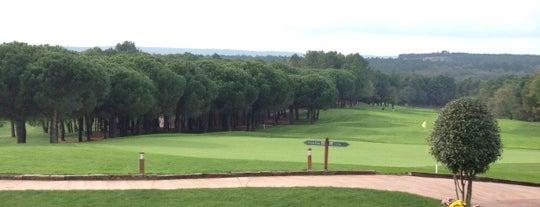 Kemer Golf & Country Club Tenis Kortları is one of Göktürk.