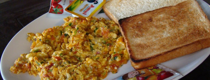 The Egg Factory is one of Breakfast/Brunch in Bangalore.