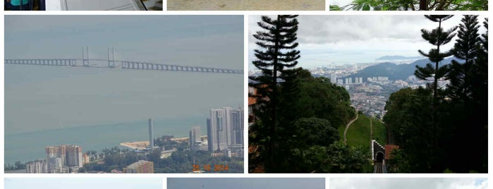 Penang Hill (升旗山 Bukit Bendera) is one of When in Penang.