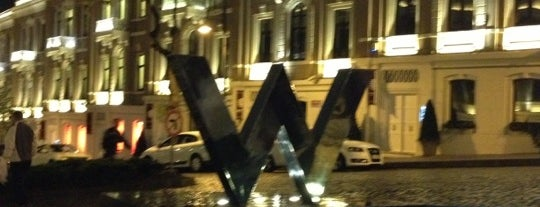 W Lounge is one of Must visit.