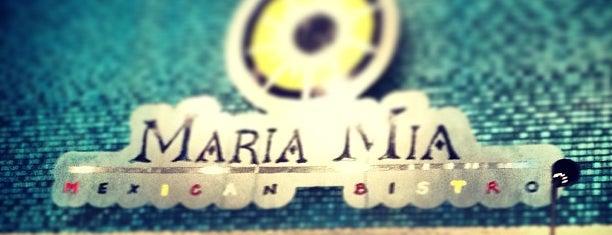 Maria Mia is one of สถานที่ที่บันทึกไว้ของ Karen.