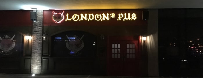 London's Pub is one of [To-do] Monterrey.