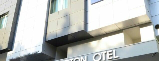 Norton Otel is one of Posti che sono piaciuti a Hakan.