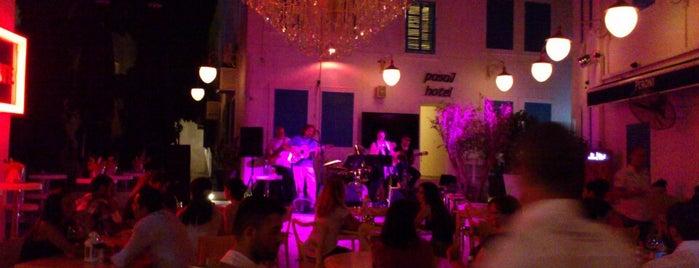 Bodrum Pasaji Live Music is one of Posti salvati di Kürşat.