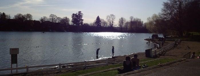 Blue Lake Park is one of Portlandia Pilgrimage.
