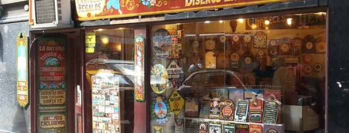 La Tienda De Las Curiosidades is one of Ely'in Beğendiği Mekanlar.