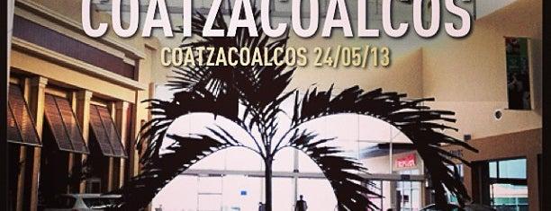 Patio Coatzacoalcos is one of Orte, die David gefallen.