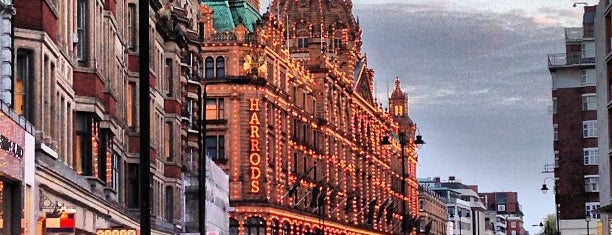 Harrods is one of London Trip.