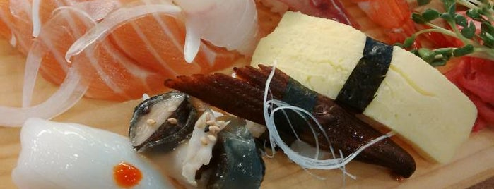 타베루 is one of seafood.