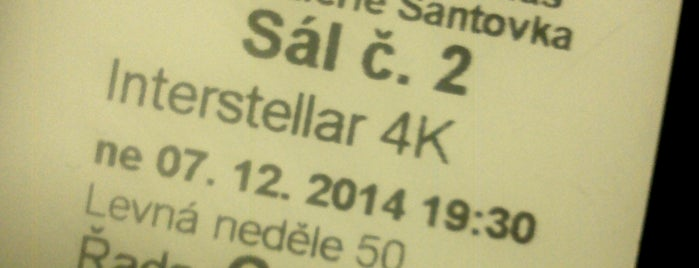 Premiere Cinemas is one of Olomouc.