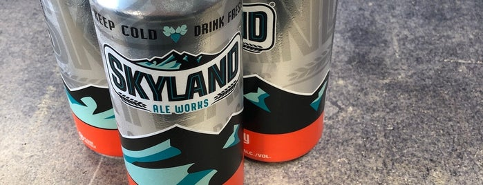 Skyland Ale Works is one of CA Inland Empire Breweries.