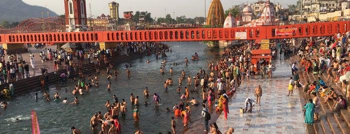 Har ki Pauri Ghat | हर की पौड़ी is one of INDIA.