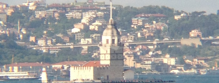 Leanderturm is one of @istanbul.