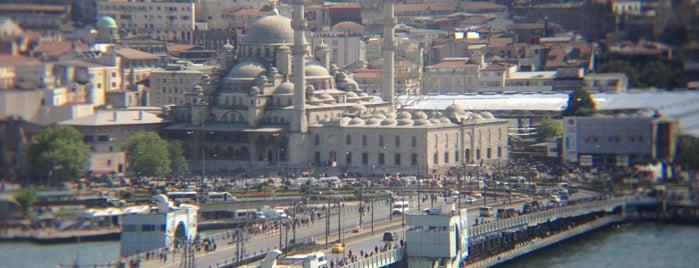 Galata Köprüsü is one of @istanbul.