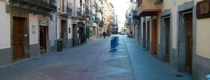Calle Mayor is one of Aragon.