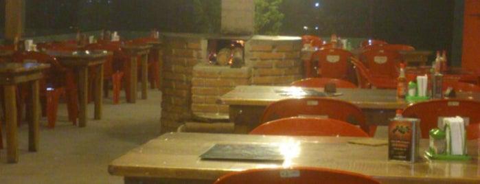 Cabana Pizzaria is one of Tempat yang Disukai Bruno.