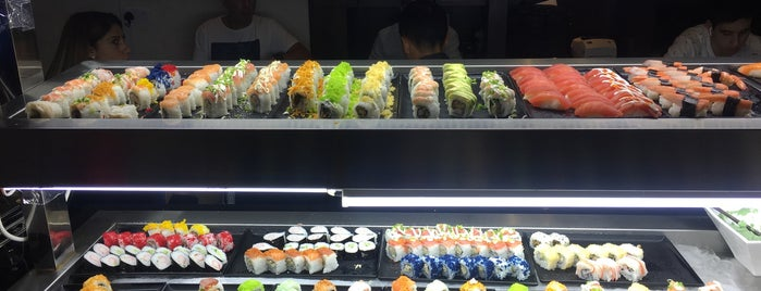 Sushi Nations is one of Lugares favoritos de Sofie.