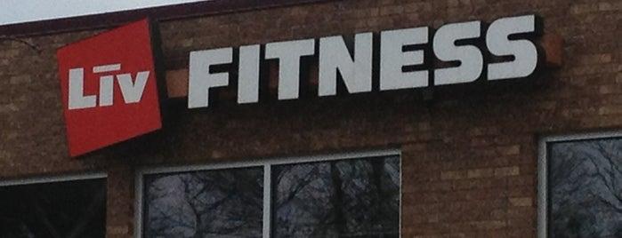 Liv Fitness is one of Orte, die Ben gefallen.