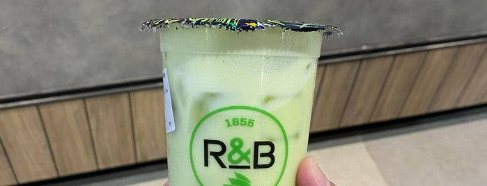 R&B 巡茶 is one of シンガポール/Singapore.