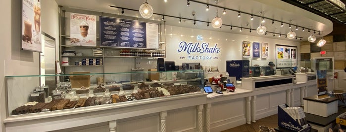 The Milk Shake Factory is one of Must See Pittsburgh.
