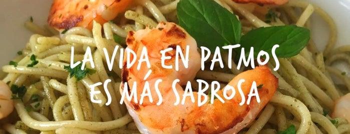 Patmos • Cocina de Mar is one of MLM.