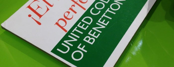 United Colors of Benetton is one of iLove.