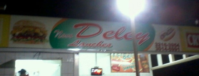 Deley Lanches is one of Coxinha ao Caviar.