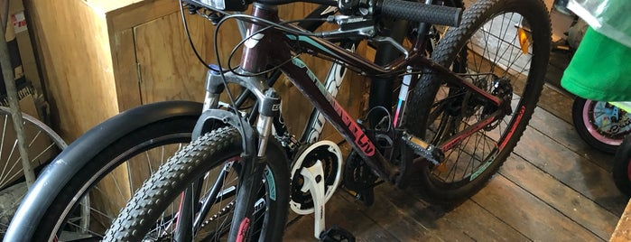 BiciGato is one of Talleres para bicis.