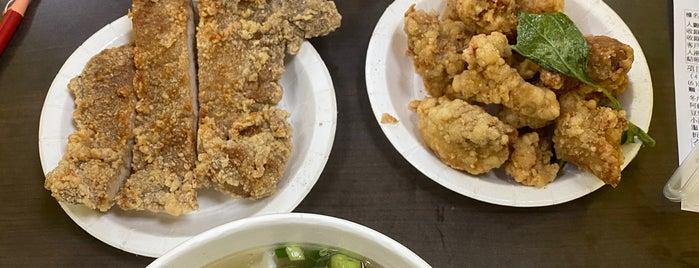 Cheng Banzhang Taiwan Delicacy is one of Lieux qui ont plu à Micheál.