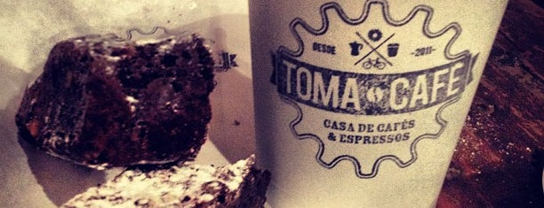 Toma Café is one of Madrid Food.