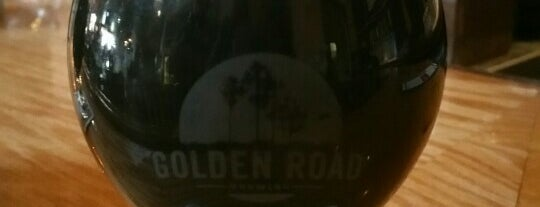 Golden Road Brewing is one of Los Angeles + SoCal Breweries.