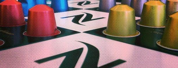 Boutique Nespresso is one of Posti che sono piaciuti a enrico.