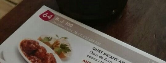 BJ 100 is one of Bares y tapas.