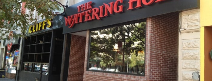 The Watering Hole is one of Lincoln.