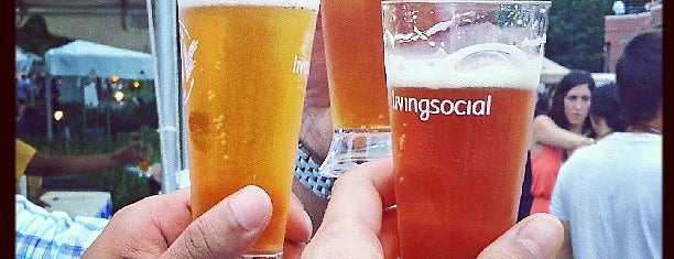 Livingsocial Beerfest is one of KayEmm 님이 좋아한 장소.