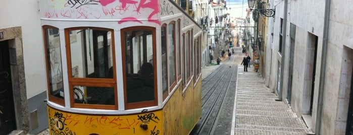 Bairro Alto is one of Lisbon Recommendations.
